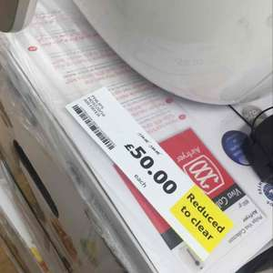 Philips air fryer reduced to clear in Tesco Romford - £50