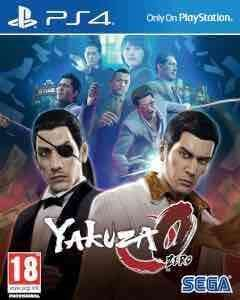 Yakuza 0 (PS4) £22.99 (£20.69 with code) Delivered @ Zavvi