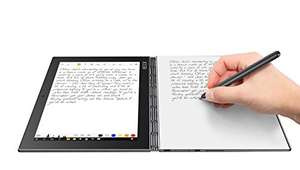 Lenovo Yoga Book 2in1 Laptop Tablet £285 @ Amazon - Dispatched from and sold by Luzern.