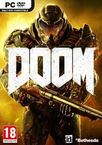Doom PC for 7.99 minus 5% discount cdkeys 7.59