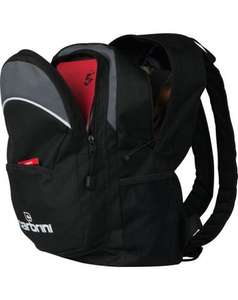 Carbrini Backpack - Black - Argos £7.99