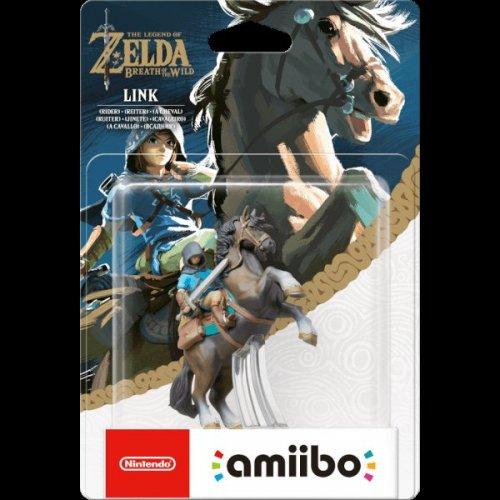 Link Rider Amiibo back in stock Nintendo - £14.98 Delivered @ Nintendo