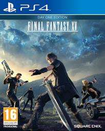 Final Fantasy XV (PS4) £19.99 new /  17.99 used @ Grainger games