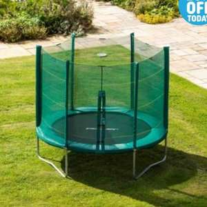 8ft Trampoline was £99.99 now £71.99 @ Smyths