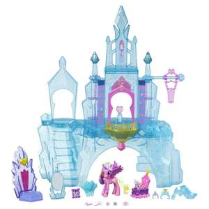My Little Pony Explore Equestria Crystal Empire Light-up Castle Play Set was £40 now £20.99 C+C @ Boots (Extra 20% Off Selected Toys inc Star Wars 24-Inch Mega Poseable Chewbacca Talking Plush now £28)