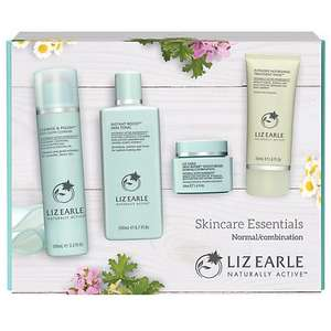 One day only free delivery at liz earle