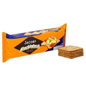 Jacobs Krackawheat 200g - two packets for £1.50 @ Iceland