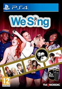 [PS4] We Sing 2-Mic Bundle - £11.93 (+£2.99 Non Prime) - Amazon