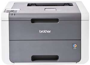 Brother HL-3140CW A4 Colour Laser Wireless Printer (Non Prime add £4.75 for delivery)