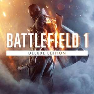 Battlefield 1 Deluxe Edition £26.49 with PS plus otherwise £29.99
