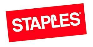 Staples stack with free delivery no min spend using code e.g. 4 Summer Plates £1.15, Scientific Calculator £2.45, HP Paper 500 sheets £2.45 + possible lower Staples prices via Google search