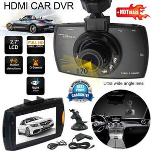 car dash cam £11.98 @ stark_tech / Ebay