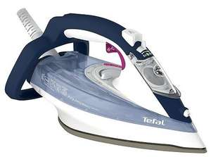 Tefal FV5546 Aquaspeed Steam Iron  Blue 2600W £41.05 Free Delivery eBay direct-sales-online