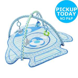 Chad Valley Baby Rocket Play Gym £11.99 @ Argos / Argos Ebay