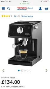 Delonghi ECP31.21 @Tesco was £134 now £17.38 instore