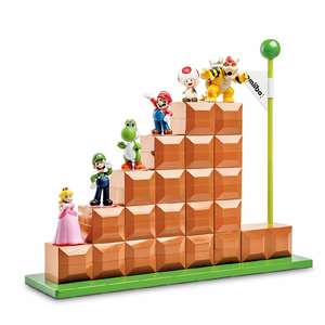 Amiibo End Level Modular Display at Amazon for £4.99 (Prime Exclusive)