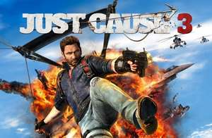 Just Cause 3 £7.49 @ Steam sale