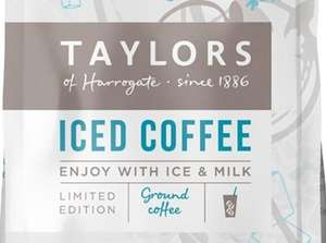 Taylor's Of Harrogate Limited Edition Iced Coffee, 227g, £1 @ Poundworld In Store