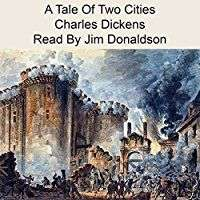 A Tale of Two Cities, Hard Times, A Christmas Carol at Audible for 95p each
