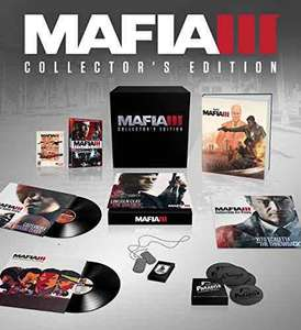 Mafia III Collector's Ed (Includes Vinyls+Dog Tags) (PS4) £22.00 used instore @ CEX (+£2.50 delivery)