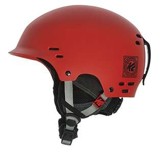 K2 Thrive Ski Helmet – Red, Medium, 1054004.1.7 at Amazon for £17.12