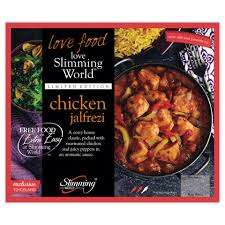 slimming world chicken jalfrezi instore at Iceland for £1.50