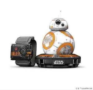 BB-8 Sphero Special 'worn' Edition with Force Band - Disney Store - Instore £75