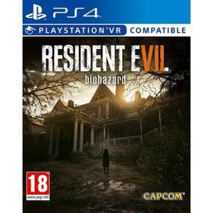 Resident EVil 7 Biohazard [PS4] £24.95 @ TheGameCollection