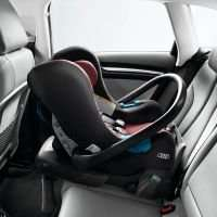 Big reductions on child seats for audi
