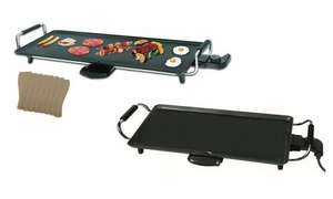 XXXL 2000W Electric Teppanyaki Table Top Grill  £74.99 > £25.99 + £1.99 p&p groupon