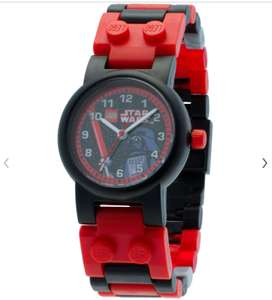 LEGO Star Wars Darth Vader Watch, Red/Black  Was £21.00 Now £14.50  in store and online at John Lewis