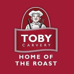 2 Kids can eat for £1 with 1 adult meal @ Toby Carvery