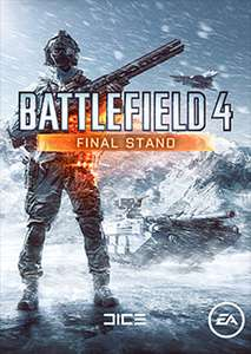 [PC/PS4] Battlefield 4™ Final Stand (DLC) - Free - Origin/PlayStation Store
