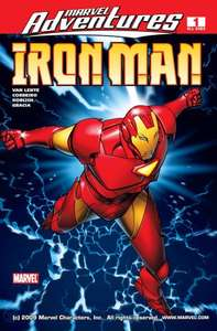 Free Comics  (Marvel Adventures)  Invincible Iron Man  , Spiderman, Thor  GOTG  &  Other Marvel Heroes    - Free Downloads @ Amazon
