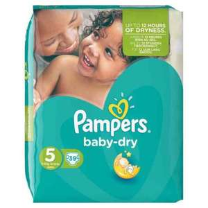 pampers essential pack for a £1 with Pampers Rewards Club