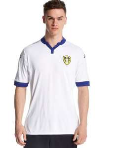 Kappa Leeds United FC 2015 Home Shirt @ JD sports FREE C&C