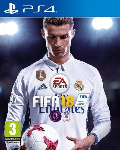 Fifa 18 (PS4) Pre-order £47.99 for Amazon Prime members