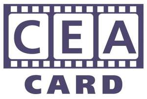 CEA card - disabled cinema pass £6