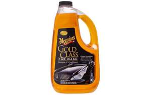 3 for 2 on Meguiars products at Halfords - 3 x Gold Class Shampoo - £34