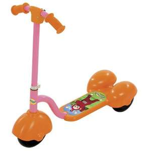 Teletubbies PO Scooter with sound £14.50 @ Tesco