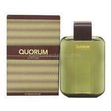 Antonio Puig Quorum Aftershave 100ml Splash £10.70 / £12.45 delivered @ Perfume Click
