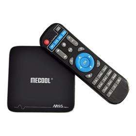 Tv box MECOOL M8S PRO Plus Android 7.1.1  2gb 4k etc - £28.20 @ Geekbuying