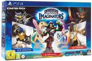 Skylanders Imaginators Starter Pack (PS4) £13.26 @ Amazon (16.25 Non-Prime)