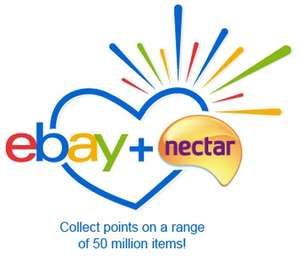 **Now Live* 10x Nectar points on Ebay starting Friday (28th July - 12pm 29th July)