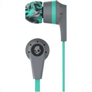 Skullcandy Ink'd 2.0 earphones with Mic Grey and Mint  £3.50 Tesco instore
