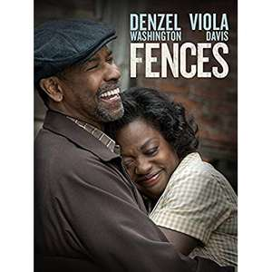 Fences (movie) HD for rent 99p @ uk.rakuten.tv (for 48 hrs from time of rental)