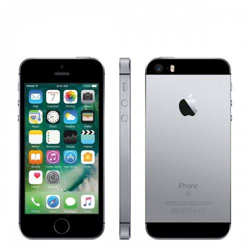 iPhone SE 32gb on EE 1gb Data, Unltd Texts/Mins £17.99 Monthly, 24 months - £431.76 +£50 Cashback, Apple Music 6 months & BT Sport 3 months @ Carphonewarehouse