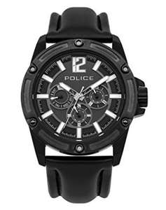 Men's Police Watch with Leather strap [PL.93778AEU/02] £36.72 @ Amazon