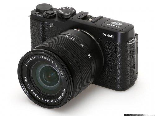 FUJIFILM X-M1 with XC16-50mm Lens - Refurbished £249 @ Fujifilm