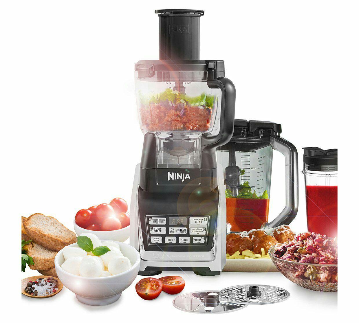 Ninja Kitchen System with Nutri Ninja – BL682 £114.99 @ Argos